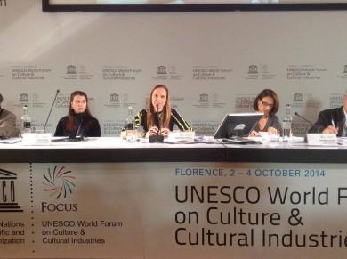 """""""Cultura, Criatividade e Desenvolvimento Sustentável"""""""