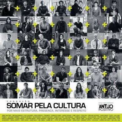 """""""Campanha Somar pela Cultura"""""""