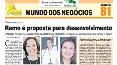 """""""Economia criativa – ramo é proposta para desenvolvimento""""."""