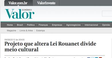 """Projeto que altera a Lei Rouanet divide meio cultural"""