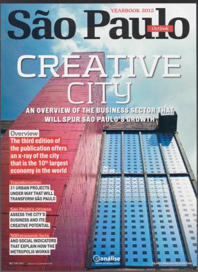 São Paulo Creative City – Year Outlook 2012