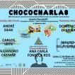 Chococharlas, sessão 7 ..... Conexões transurbanas Madri-São Paulo!
