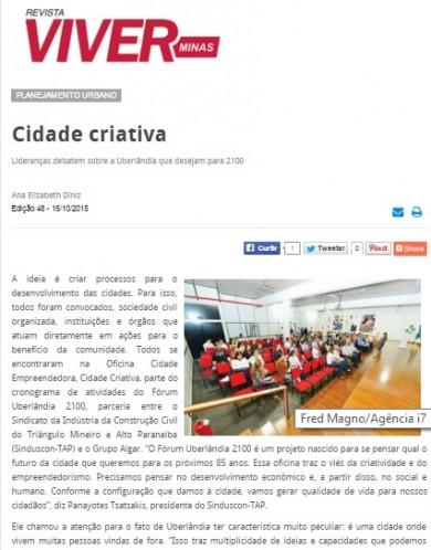 Cidade criativa
