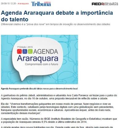 Agenda Araraquara debate a importância do talento