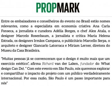 What design can do chega a São Paulo