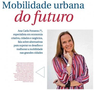 Mobilidade urbana do futuro