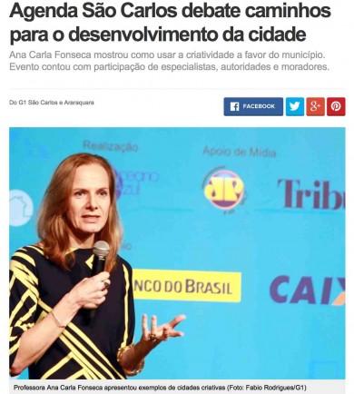 Agenda São Carlos debate caminhos para o desenvolvimento da cidade