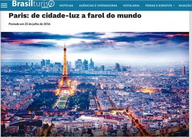 Paris – de cidade-luz a farol do mundo