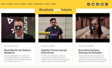 Cultura gera Futuro – Ana Carla Fonseca, Garimpo de Soluções