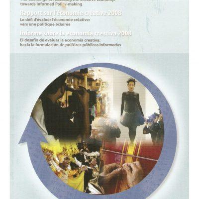 Creative Economy Report 2008