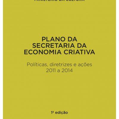 Plano da Secretaria de Economia Criativa