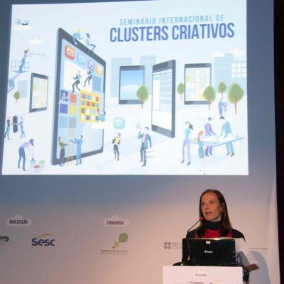 Seminário Internacional de Clusters Criativos