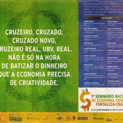 Fórum Regional de Economia Criativa