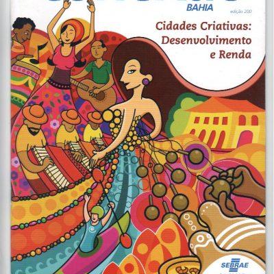 Cycle d'ateliers sur l'économie créative et les villes créatives de Bahia