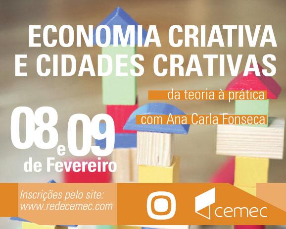 Economia Criativa e Cidades Criativas