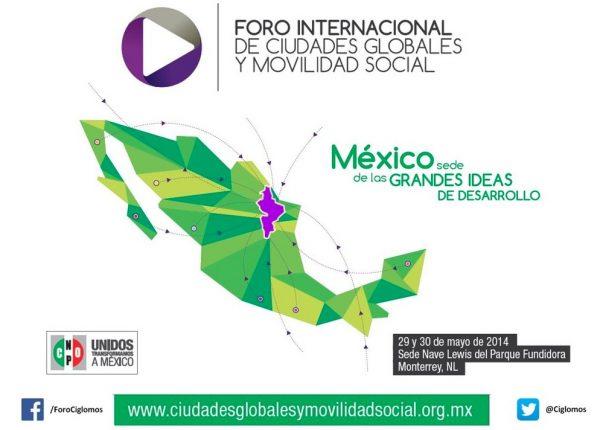 Foro Internacional de Ciudades Globales y Movilidad Social