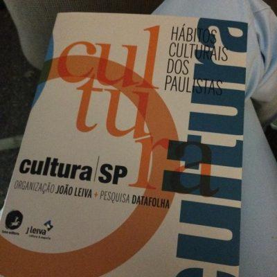 Hábitos Culturais dos Paulistas
