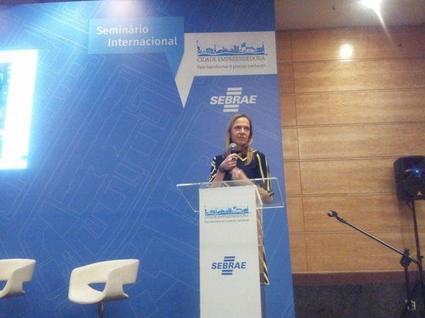 Seminário Internacional Cidade Empreendedora