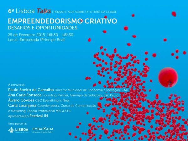 6. Lisboa Talks