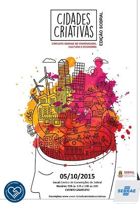 Circuito SEBRAE de Economia Criativa e Cidades – Sobral