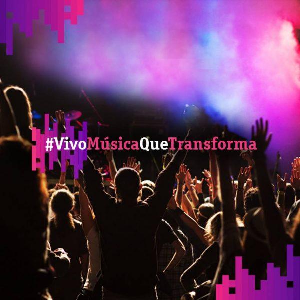 Vivo Música que Transforma