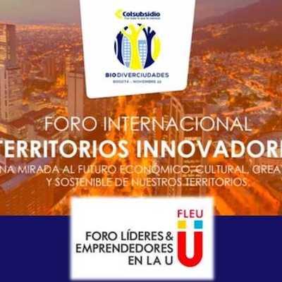 Foro Internacional Territorios Innovadores