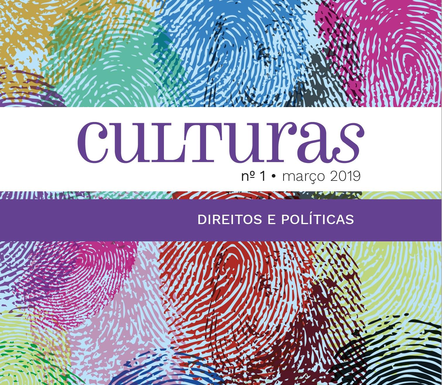 Revista Culturas – Direitos e Políticas