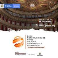 Gran Foro Mundial de Arte, Cultura, Creatividad y Tecnología